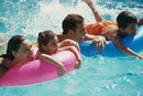 Chemical Burns in Kids From Chlorine Swimming Pools