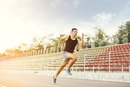 Do Push-Ups or Sprinting Make Your Heart Beat Faster?