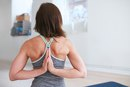 Yoga Stretches for the Trapezius