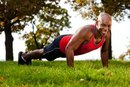How Much of Your Body Weight Do You Lift in a Push-Up?