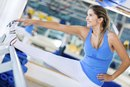 At Home Barre Exercises