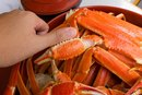 Nutrition Information for Snow Crab
