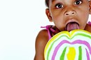 Sensory Diet Ideas for Oral Sensory Seeking Behaviors in Children
