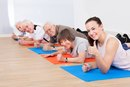 Spine Stretch and Sciatica Exercises for the Elderly