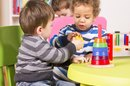 List of the Cognitive Development of Early Childhood