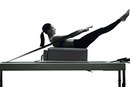"""As Seen On TV"" Pilates Workout Equipment"