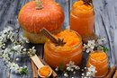 How to Substitute Canned Pumpkin for Fresh Pumpkin