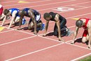 Track & Field Running Drills