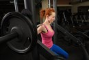 Is the Weight Lifted on a Smith Machine the Same As Free Weights?