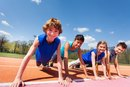 Can 13-Year-Olds Do Push-Ups and Sit-Ups?