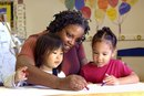 How Do Children Develop & Learn at the Ages of 3 to 5?