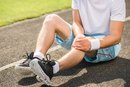 What Causes Sore Ankles After Cardio Exercise