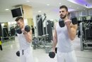How to Increase Biceps Size With Dumbbells