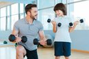 How to Get Big Biceps for Kids