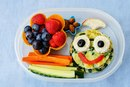 The Recommended Daily Caloric Intakes for Two-Year-Olds