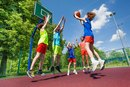 Warm-Up Exercises for Children's Sports