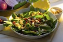 Spinach Salad Nutrition Information