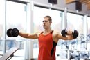 How to Gain Muscle Mass With a Fast Metabolism