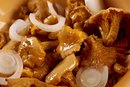 How to Slow Cook Mushrooms