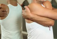 Massages & Stretches for the Shoulder Bl…