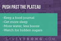 10 Tips to Push Past a Weight-Loss Plate…