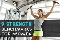 9 Essential Strength Benchmarks for Wome…