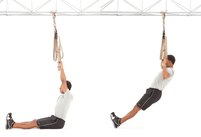 9 TRX Moves to Sculpt an Insanely Strong…