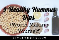 9 Healthy Hummus Dips Worth Making Yours…