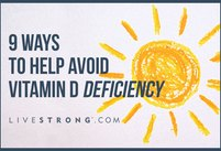 9 Ways to Help Avoid Vitamin D Deficienc…