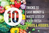 10 Tricks to Save Money and Waste Less o…