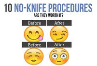 Are These 10 No-Knife Beauty Procedures …