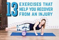 13 Exercises to Help You Recover From an…