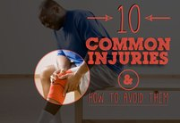 10 Common Workout Injuries and How to Av…