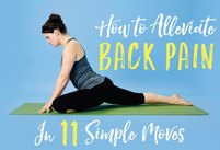 How to Alleviate Back Pain in 11 Simple …