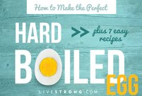 How to Make the Perfect Hard-Boiled Egg …