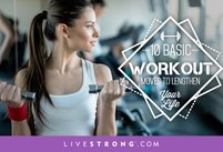 10 Basic Workout Moves to Lengthen Your …