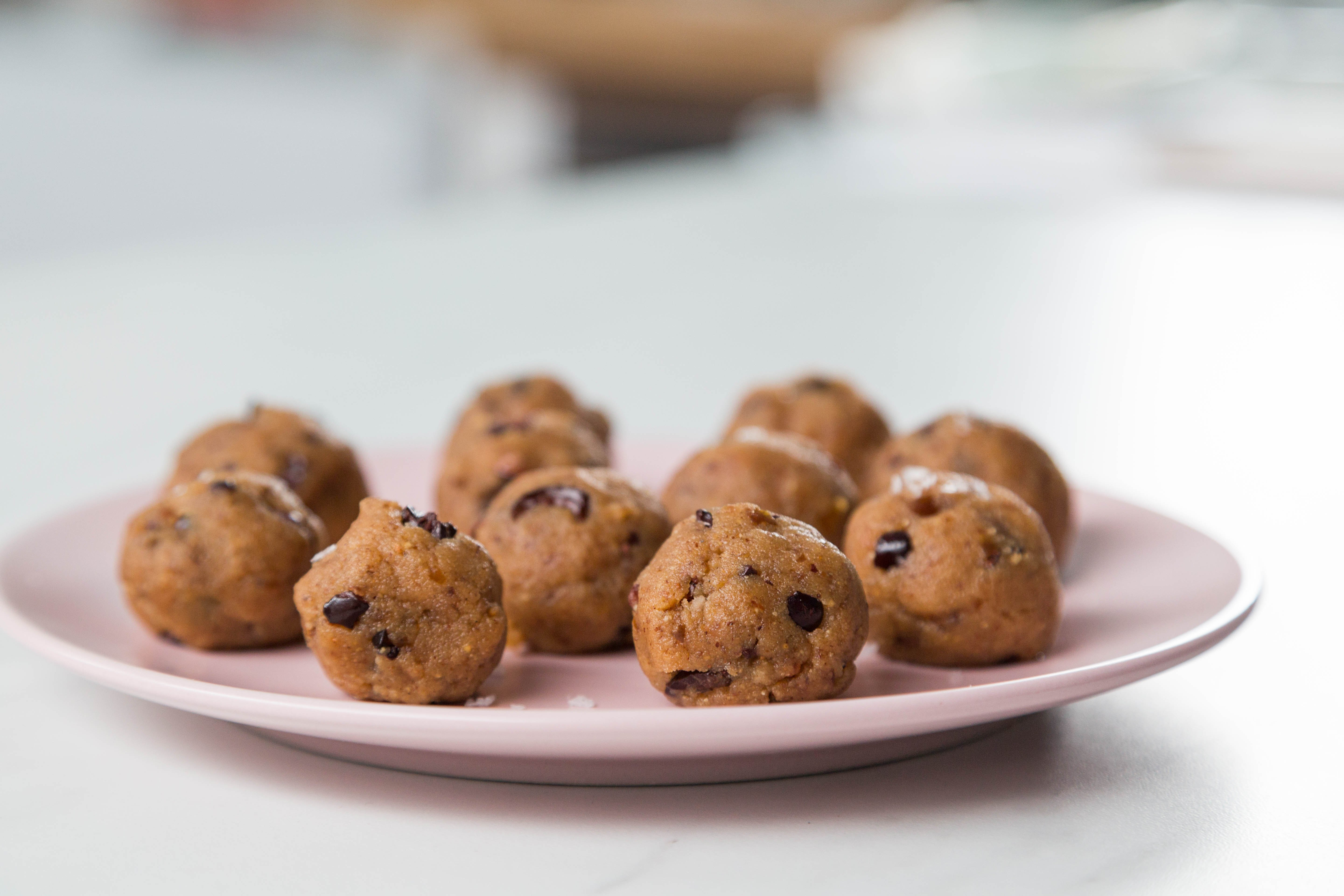 These Chocolate-Chip Cookie Dough 'Fat Bombs' Are Keto-Friendly