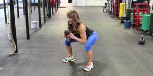 Kettlebell Exercises for the Abs, Arms & Back