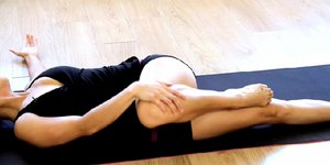 Yoga Twists to Improve Circulation in the Bac…