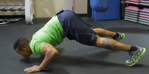 The Military Dive Bomber Body Weight Exercise