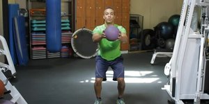 What Is a Medicine Ball Tuck Jump?