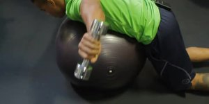 Kneeling Rear Deltoid Exercises