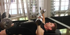 How to Dumbbell Press to Activate the Chest