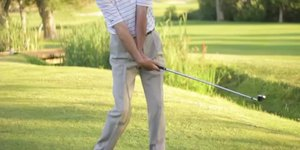 How to Stop Flipping Hands Through a Golf Swi…