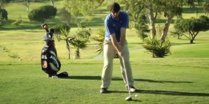 How to Stand When Using a Driver in Golf