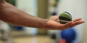 Elbow Strengthening With a Squeeze Ball