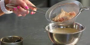 How to Reduce Salt Wash in a Tuna Can