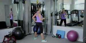 Plyometric Cable Exercises