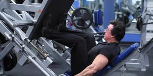 What Weight Should a Woman Start Leg Presses …