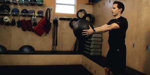 Stability Exercise for a Single Leg Squat Wit…